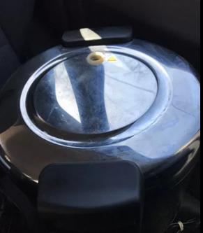 Рисоварка электрическая Hendi 5.4 л, фото 2