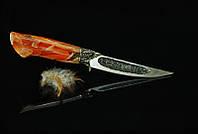 Якутский нож №14, на выбор N690, М390 (наличие уточняйте)