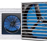 Стенные вентиляторы для птицеферм (Вентиляционное оборудование в птичниках)