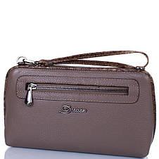Женская кожаная сумка-клатч DESISAN (ДЕСИСАН) SHI2012-283, фото 2