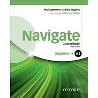 Navigate Beginner Coursebook with DVD and Online Skills