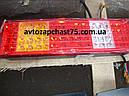 Фонарь МАЗ, КАМАЗ (ЕВРО) задний  с задним расположением разъема LED 24В , фото 5