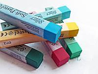 Набор сухой пастели MUNGYO, Южная Корея (6 шт) для подкраски полимерной глины,пластики,холодного фарфора