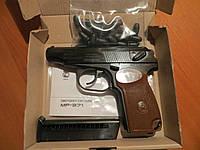 Пистолет макаров ижевский сигнальный звуковой мр371 baikal