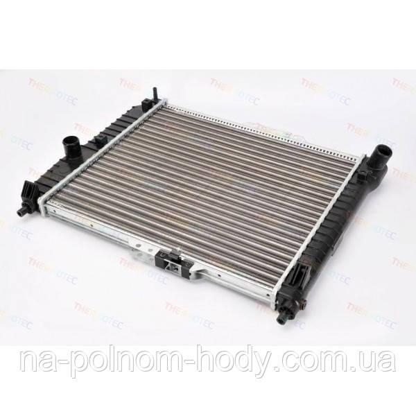 Радиатор основной Aveo 480mm (KMC) МКПП