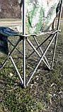 Стул-зонтик туристический reinger 8223 камуфляж, фото 7