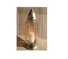 Лампадка склянна 42год. 9 штящ Z364