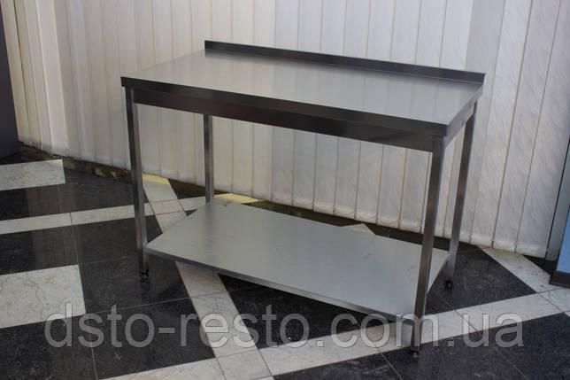 Стол для ресторана 1500/600/850 мм, фото 2