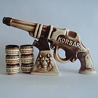 Винный набор Пистолет