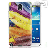 Чехол FaceCase SWAROVSKI Samsung G900 Galaxy S5 Colour Joy