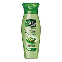 Шампунь для волос dabur vatika питание и защита 200 мл