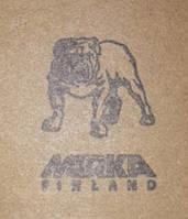 Наждачка листовая шлифшкурка Mirka WPF 23 на 28см
