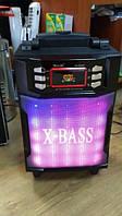 Акустика с радио GOLON RX-2900 BT + радиомикрофон