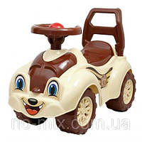 Машинка толокар Бурундук