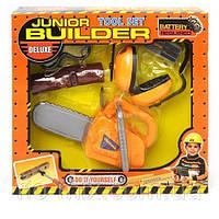 Детская бензопила Junior Builder