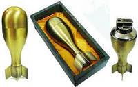 Зажигалка-сувенир Бомба №3170,качественные зажигалки, оригинальные подарки,сувенирные,деловые подарки