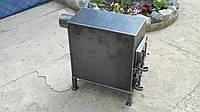 Качественная дровяная печь 4 мм / ручная работа