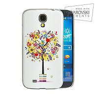 Чехол FaceCase SWAROVSKI Samsung G900 Galaxy S5 Summer Tree