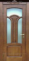 Изготовление дверей из массива дерева
