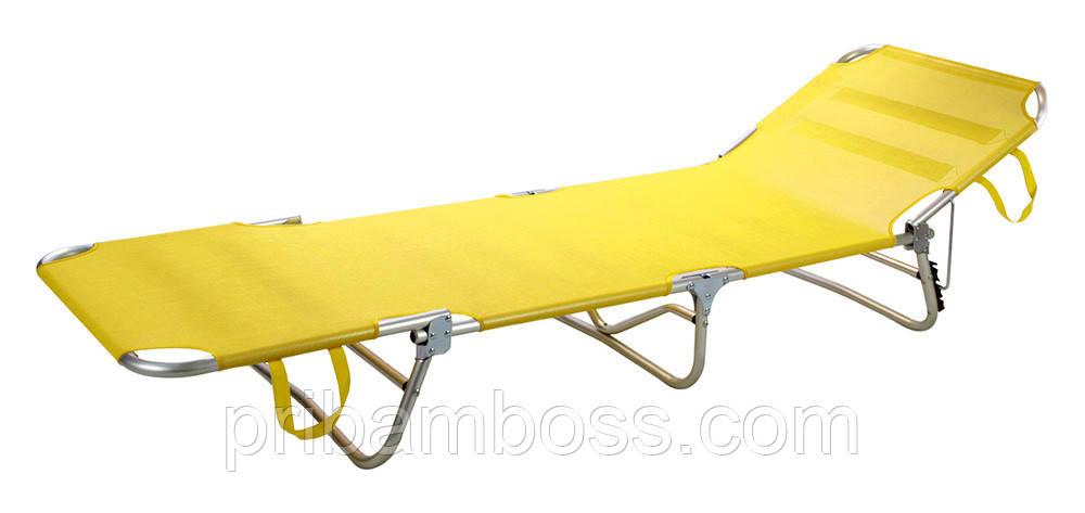 Шезлонг TE-17 ATK желтый