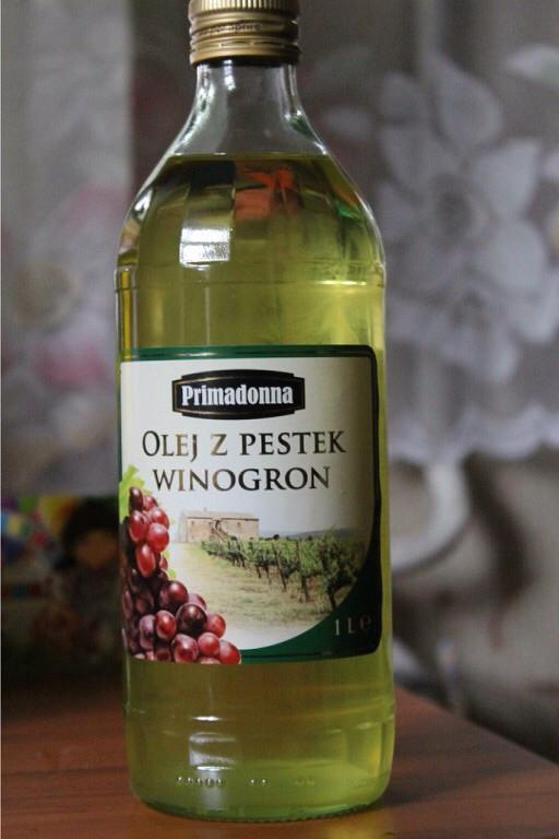 Виноградное масло применение в кулинарии