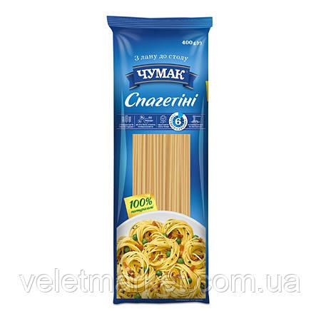 Макароны Чумак Спагетини 400 г