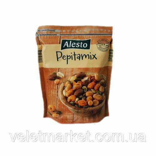 Смесь орехов Alesto Pepitamix острые 250 г