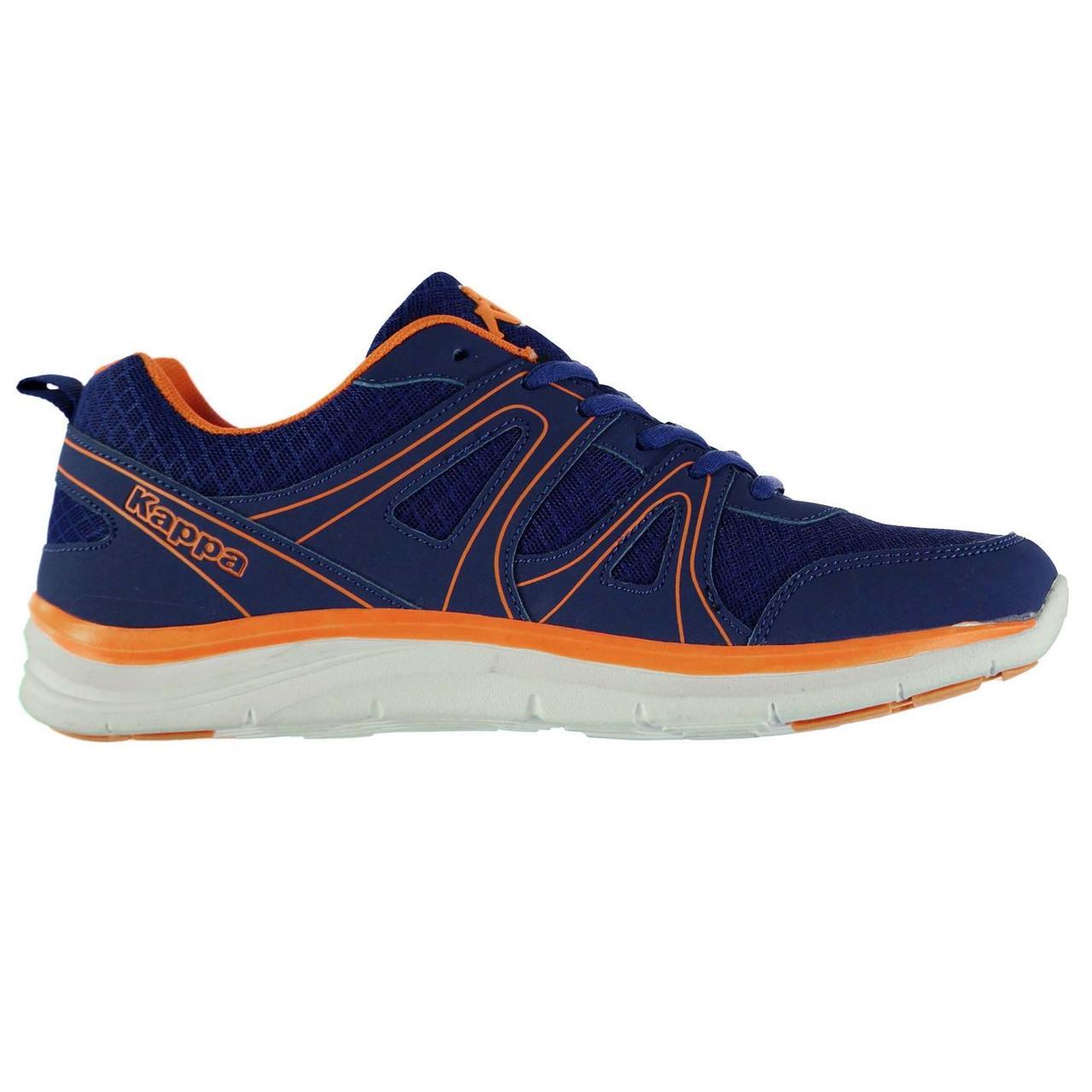 4e82d4e2 Кроссовки Kappa Dexter Mens Trainers 46 (30.3 см) Синие (129010-R ...