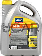 Yuko М-8В (SAE 20, API SD/CB) универсальное моторное масло, 5 л