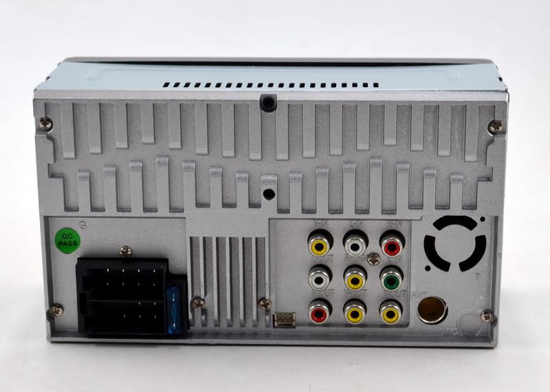 """Автомагнитола 2DIN сенсорная Eplutus CA711 экран 7"""" мультимедийная"""