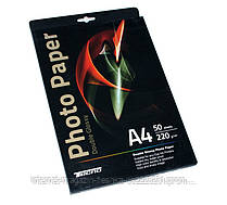 ФотобумагаTecno A4 (50л) двухсторонняя Суперглянец