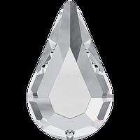 Стразы Сваровски горячей фиксации 2300 HOT FIX Crystal, фото 1