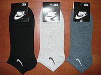 """Мужской носок """"в стиле"""" Nike. Короткий. р. 41-45. Ассорти., фото 1"""