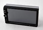 Автомагнитола 2 дин 7002 GT с GPS Bluetooth сенсорный мультимедийный плеер в машину с навигатором, фото 3