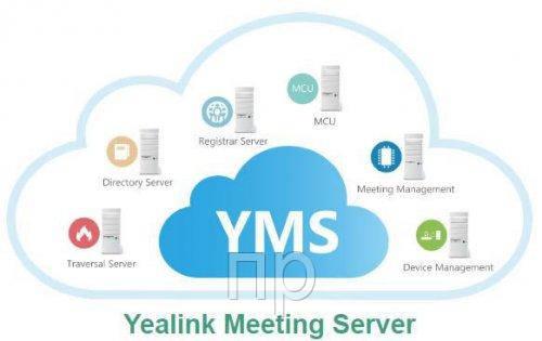 Распределенная инфраструктура видеоконференций YMS1.2 (DEMO)
