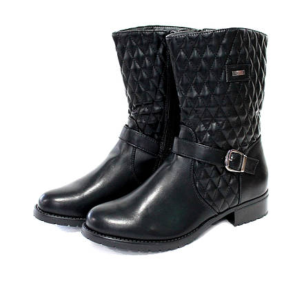 Жіночі черевики MTT Fashion 36 Black, фото 2
