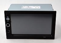 Автомагнитола  GPS 7010G сенсорная 2 din 7 дюймов HD сенсорный мультимедийный плеер в машину с навигатором