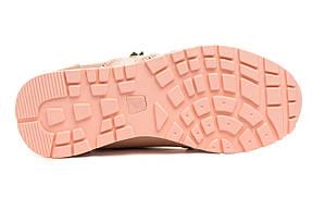 Кроссовки женские Cool pink-gold 37, фото 3