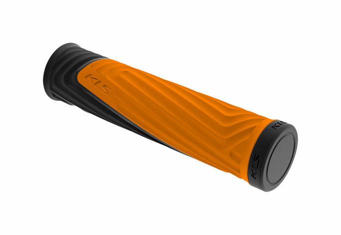 Ручки керма KLS Advancer 17 2Density orange, фото 2