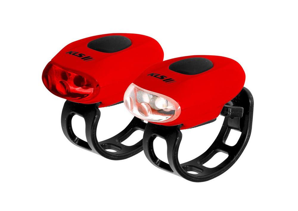 Набір для освітлення  KLS Eggy red