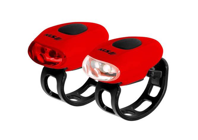Набір для освітлення  KLS Eggy red, фото 2