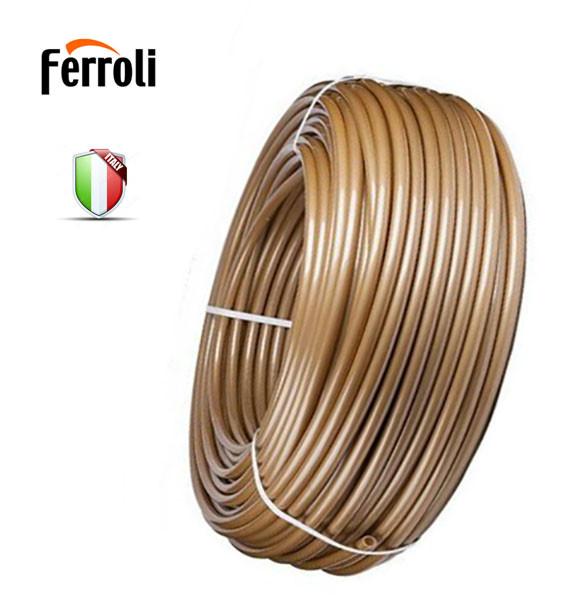 Теплый пол ferolli Италия(PEX-16-A.2)/Труба для теплого пола Италия.