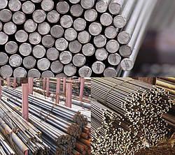Круг сталевий гарячекатаний ст. 45 ф 25х6000 мм цк