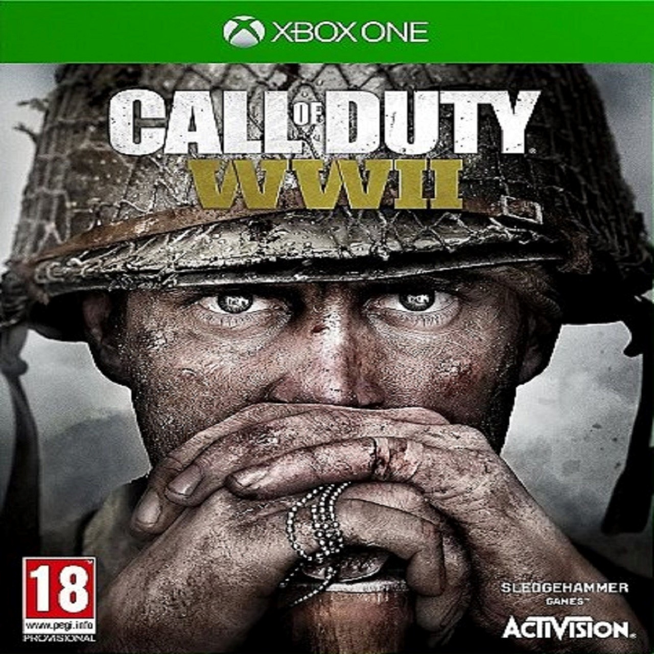 Call of Duty WWII  ENG XBOX ONE (Б/В)