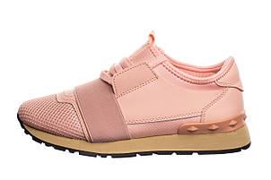 Кроссовки женские Real pink 40, фото 2