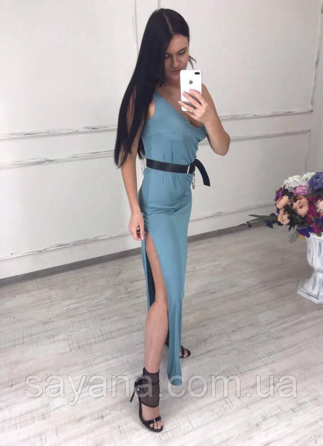 женский длинный сарафан опт