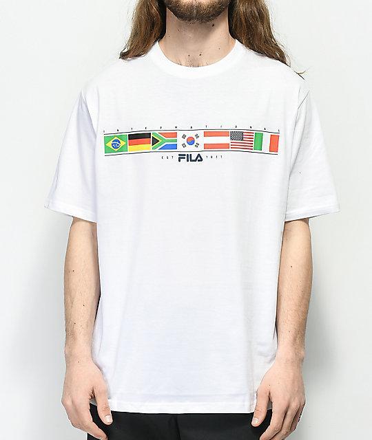 Футболка Fila International