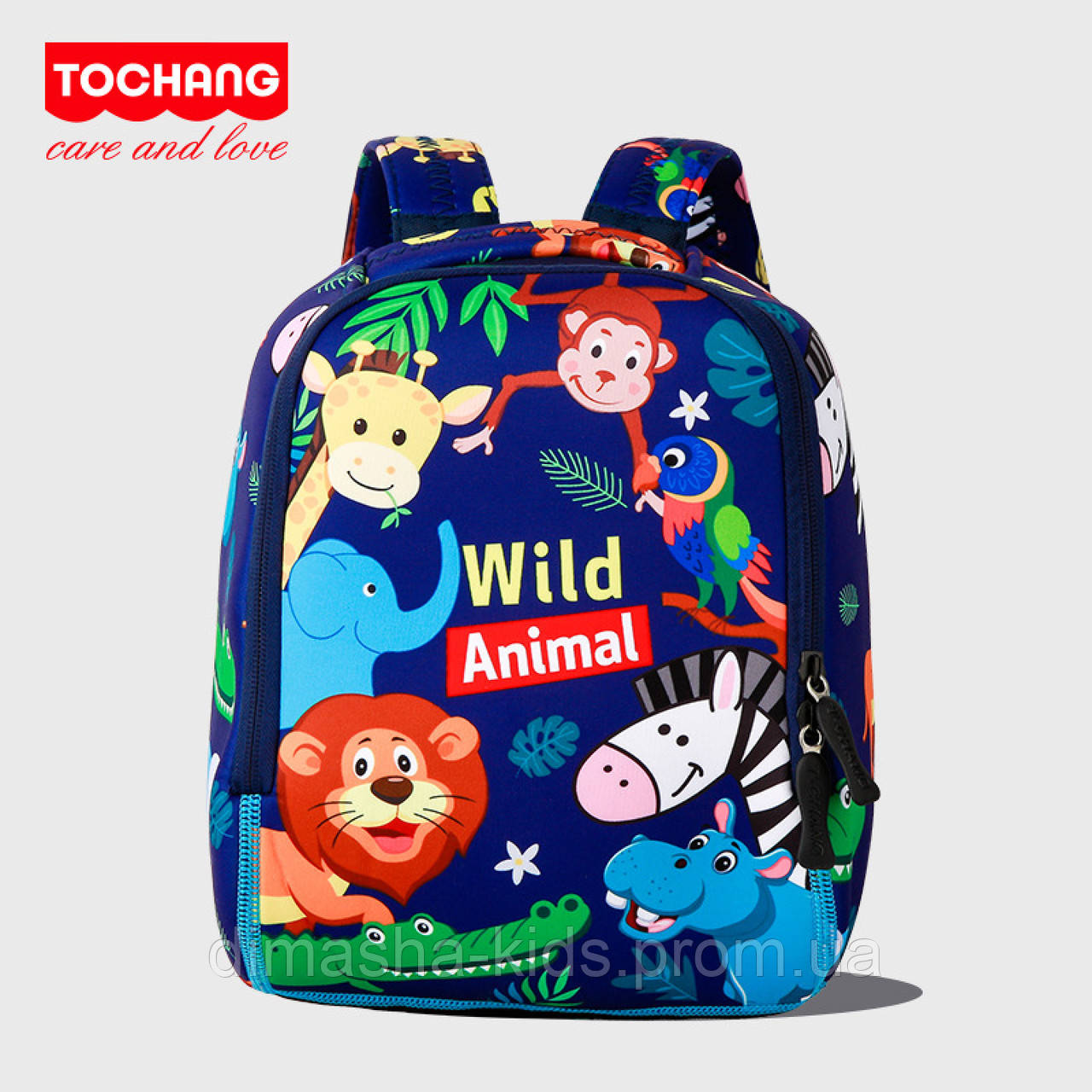 0f0795d247f6 ✓Детский рюкзак Animals (S): продажа, цена в Полтаве. сумки и ...