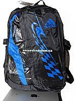 Городской мужской рюкзак. Спортивный рюкзак Адидас. Портфель. СР25