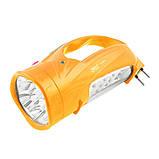 Фонарики YJ-2812 /12+13 LED (60 шт/ящ), фото 7